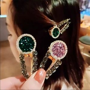 Gorgeous hair clip accessory